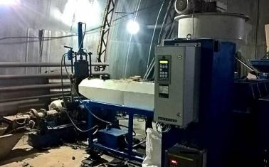 Производство вторичной гранулы полиэтиленов