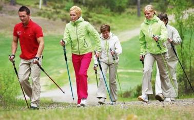 «Школа скандинавской ходьбы» без конкурентов