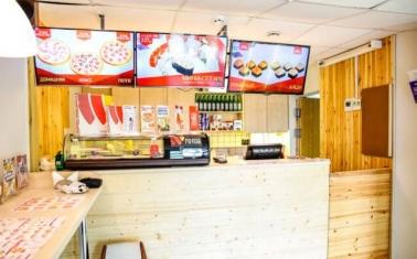 Магазин суши популярнейшей франшизы, Волоколамская