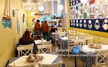Ресторан греческой кухни в Замоскворечье