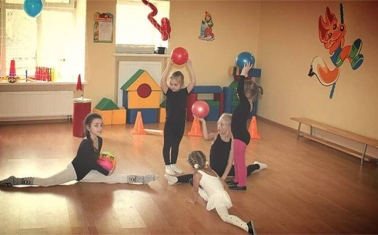 Детский сад с начальной школой в Подмосковье