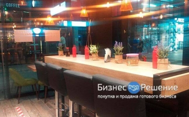 Кафе паназиатской кухни у метро Международная