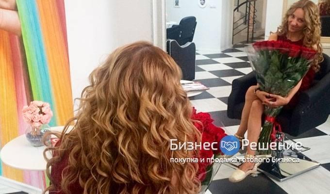 Студия наращивания волос с высокой прибылью