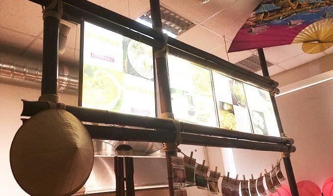 Паназиатская кухня: кафе на Автозаводской и островок на Дубровке
