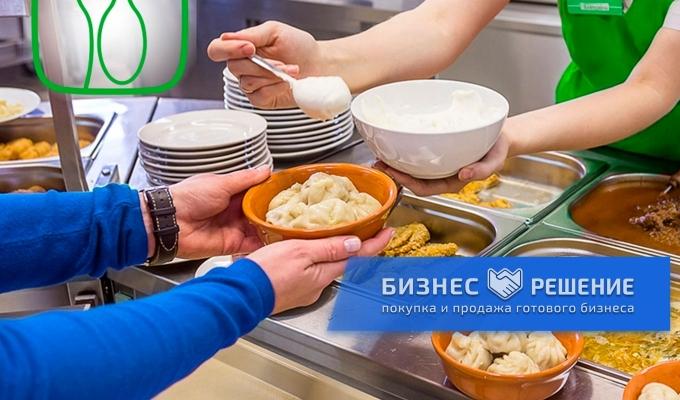 Столовая-кулинария в бизнес центре класса В+