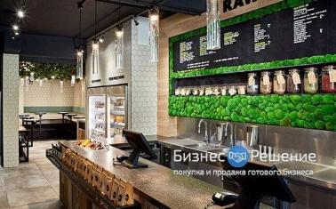 Кафе при фитнес-клубе на Севастопольской