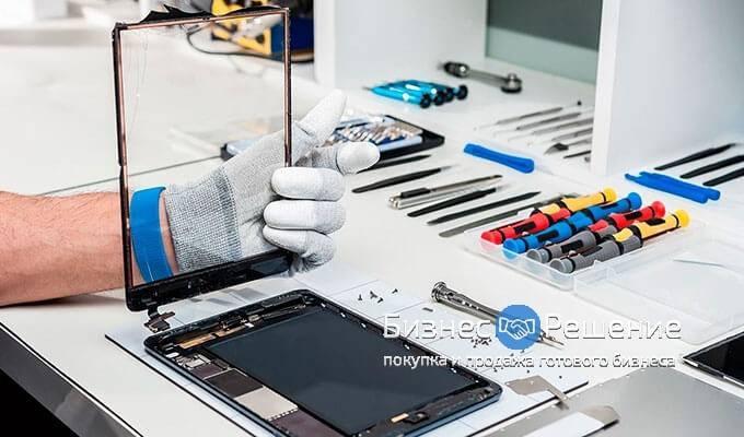 Сервисный центр по ремонту мобильной техники Apple