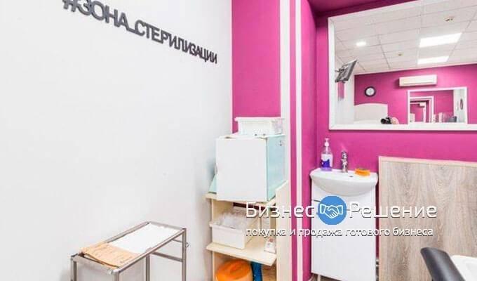 Салон красоты на Менделеевской