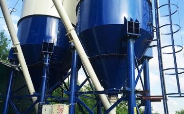 Бетонный завод с дорогим оборудованием в МО