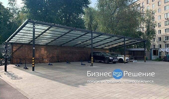 Автосервис рядом с метро Коломенская