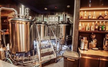Доходная частная пивоварня в Истринском районе
