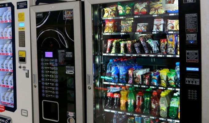 Вендинговые автоматы — 20 шт