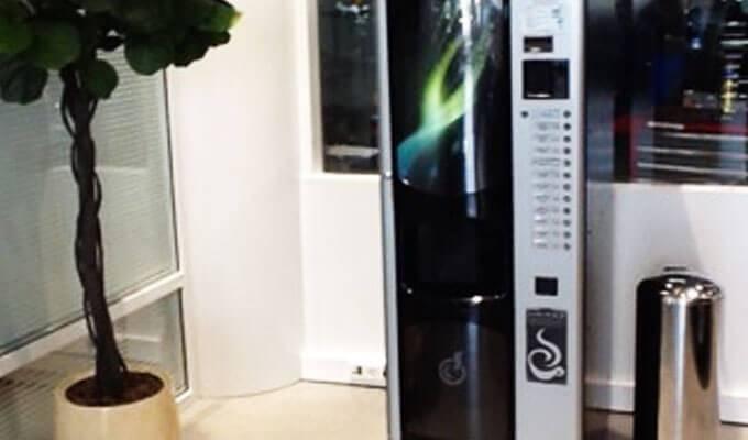 Вендинговые автоматы с ароматным кофе