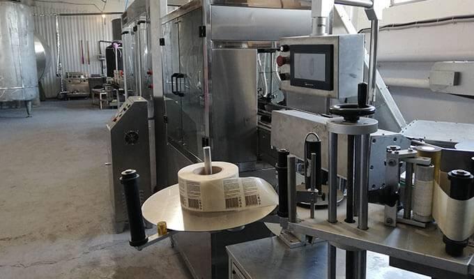 Производство по розливу газированных напитков