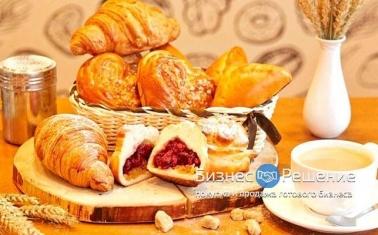 Пекарня в центре Москвы по известной франшизе