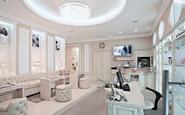 Шикарный и прибыльный салон красоты