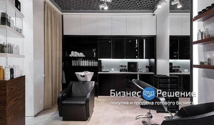Салон красоты у метро Смоленская