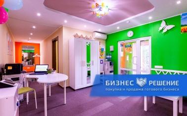 Прибыльный билингвальный сад и детский центр