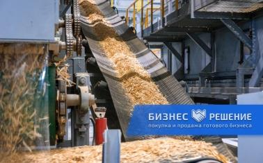 Производство топливных пеллет в Ульяновской обл