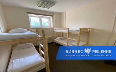 Раскрученный хостел на Щукинской