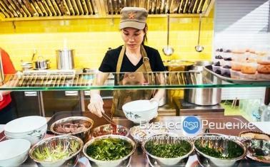 Вьетнамское кафе у метро Юго-Западная