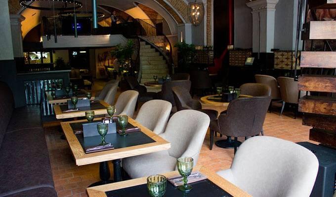 Ресторан премиум-класса в центре Москвы