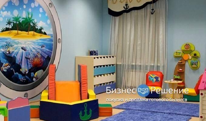 Частный детский садик с образовательной лицензией