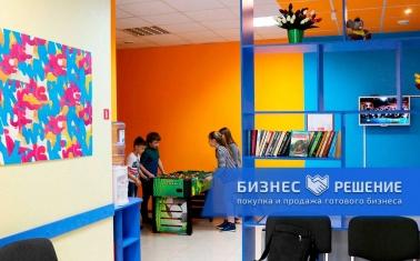 Детский развивающий центр по известной франшизе
