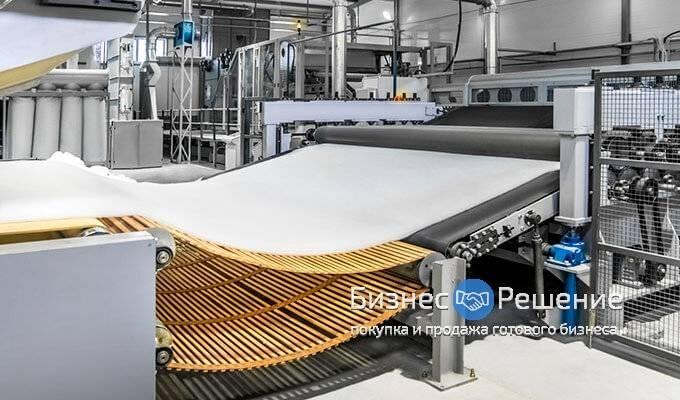Производство матрасов с прибылью 1 млн
