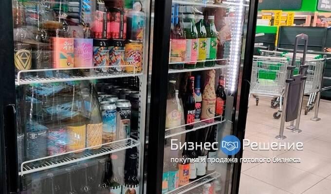 Магазин разливного пива у метро Новые Черемушки