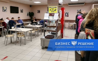 Кафе-столовая на Добрынинской