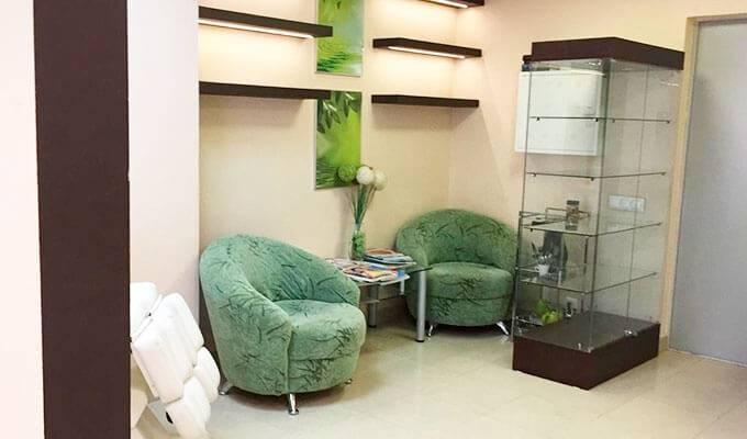 Салон красоты в бизнес-центре (метро Тульская)
