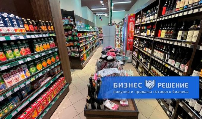 Продуктовый магазин на Борисовских прудах