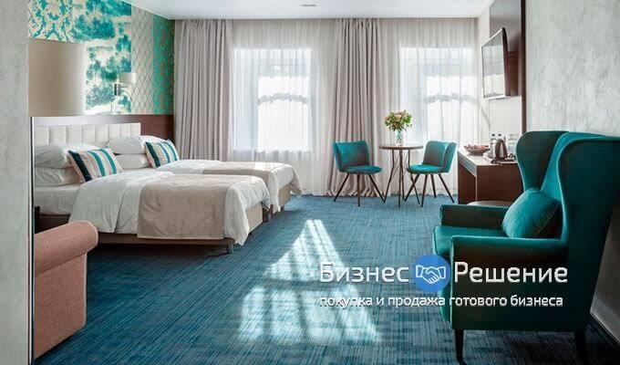 Прибыльный отель 4 звезды на Лубянке