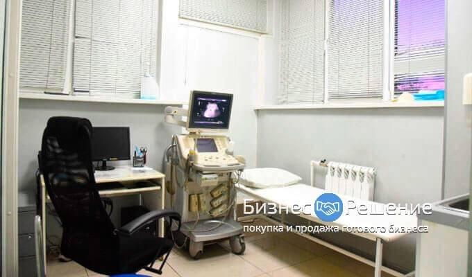 Медицинский центр с высокой прибылью