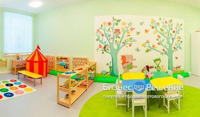 Детский сад премиум уровня на территории Новой Москвы