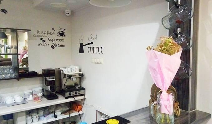 Уютный кафе-бар в живописном месте Подольска