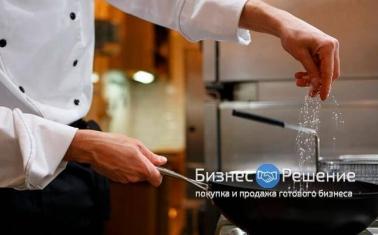 Кафе в крупном ТРЦ (СВАО) с быстрой окупаемостью