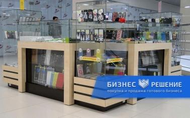 Магазин мобильных аксессуаров в СЗАО