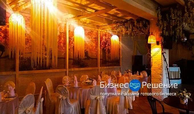 Знаменитый ресторан с банкетным залом в ЮЗАО