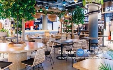 Кафе вьетнамской кухни в новом ТРЦ