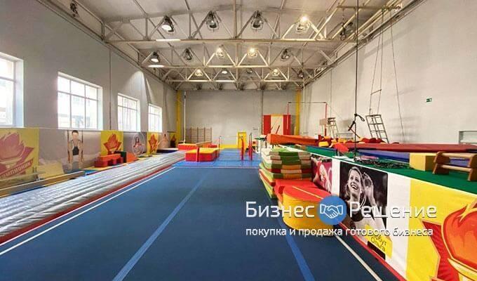 Гимнастический центр на Автозаводской