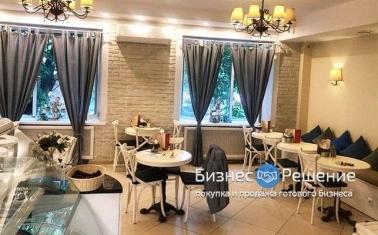Семейное кафе в центре Москвы