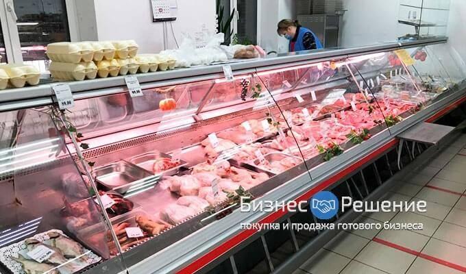 Продуктовый супермаркет в Московской области
