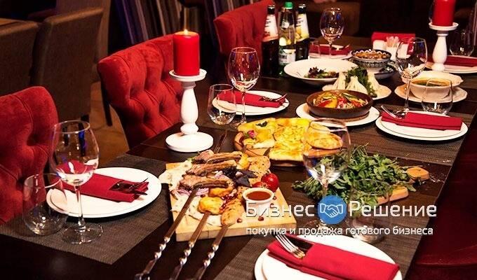 Ресторан грузинской и европейской кухни в САО