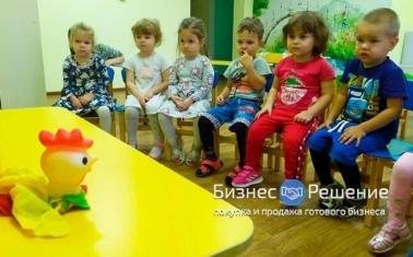Прибыльный детский сад в Красногорске