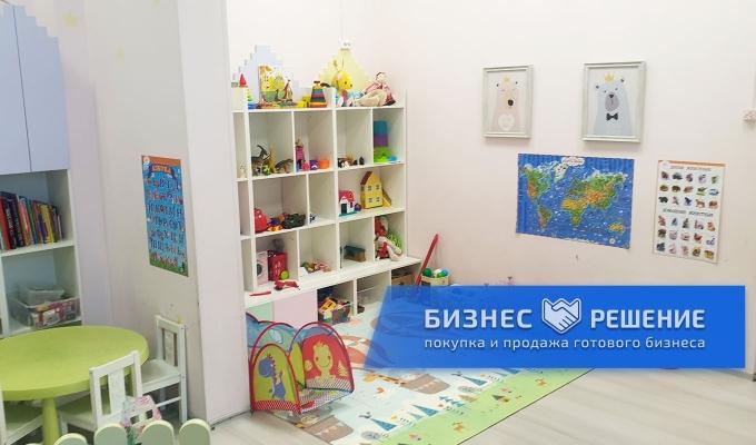 Прибыльный детский клуб в Бутово