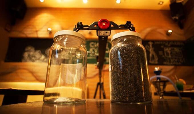Кафе — кальянная в центре Москвы
