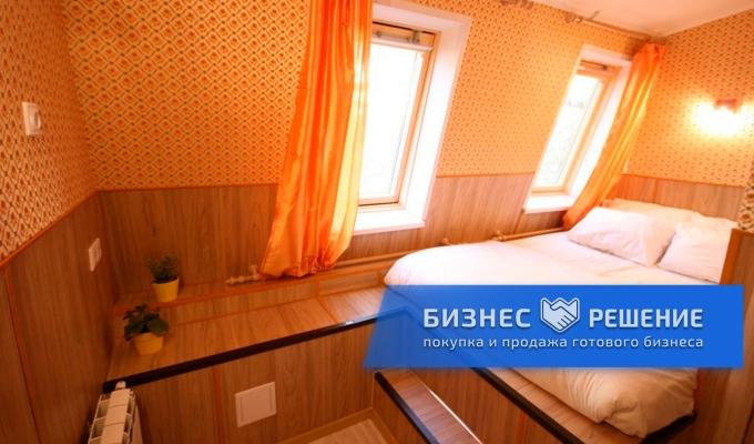 Мини-отель эконом класса в ЦАО
