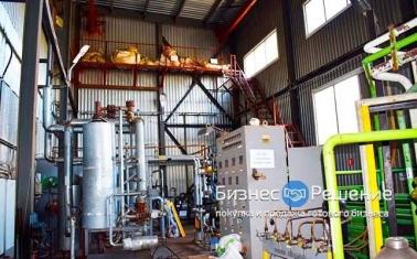 Крупное производство стальных баллонов малого и среднего объема
